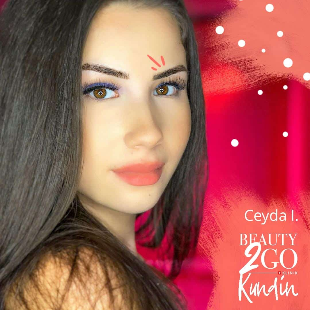 Beauty2Go Kundin